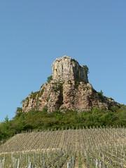 SOLUTRE (pcrossman) Tags: mountain france stone 2008 solutre