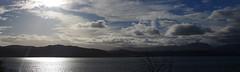 Rawene Views 1 (Markj9035) Tags: sunset sea newzealand lake ferry coast lakes windswept coastline northland ahipara northlands oponomi