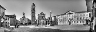 Castel San Pietro: Piazza XX Settembre