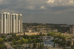 (PhoenixRoofing164) Tags: city roof urban building rooftop architecture spring high amazing cool nice sand industrial ukraine urbanexploration kyiv roofing 2016 megapolise