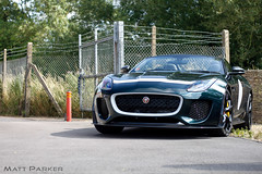 Project 7 (MJParker1804) Tags: jaguar ftype project 7 convertible limited edition rare 50 supercharged v8 green