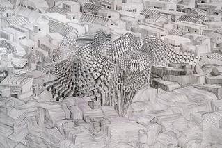 Georg Bohle - City 9, 2012 [close-up]
