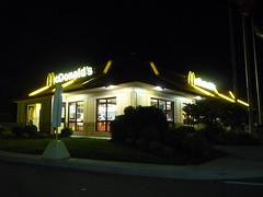 McDonald's, West Chester Twp, OH (23) (Ryan busman_49) Tags: mcdonalds cincinnati ohio westchester mansard vintage restaurant retail