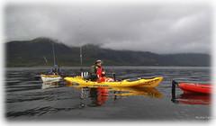 The A team (Nicolas Valentin) Tags: light aqua kayak alba adventure kayaking loch kayakfishing anawesomeshot aplusphoto kayakscotland kayakfishingscotland