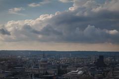 Clouds Over St Pauls (Numinosity (Gary J Wood)) Tags: uk england london borough southwark shangrilahotel theshard tinglounge