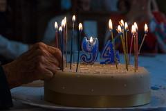 94 (Jos M. Arboleda) Tags: celebracin cumpleaos 94 torta vela luz llama popayn colombia canon eos 5d markiii ef24105mmf4lisusm jose arboleda josmarboledac