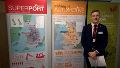 LEP Exhibition Stand