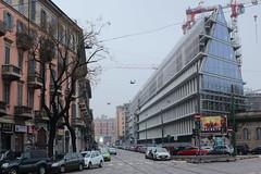 Fondazione Feltrinelli, Milano, Italia (B Plessi) Tags: dazione feltrinelli milano italia piazza baiamonti porta volta