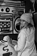 2016.07 Photo Shoot, Portfolio, Fremantle (3AbroadPhotography) Tags: 2016 alley fremantle graffiti gunge july models photoshoot portrait winter westernaustralia australia au