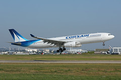 Corsair Intl'   A330-343   F-HSKY (Globespotter) Tags: parisorly corsair intl a330343 fhsky