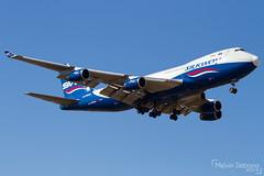 Silk Way Airlines Boeing 747-4R7F(SCD)   4K-SW888   LMML (Melvin Debono) Tags: silk way airlines boeing 7474r7fscd 4ksw888 lmml melvin debono malta mla
