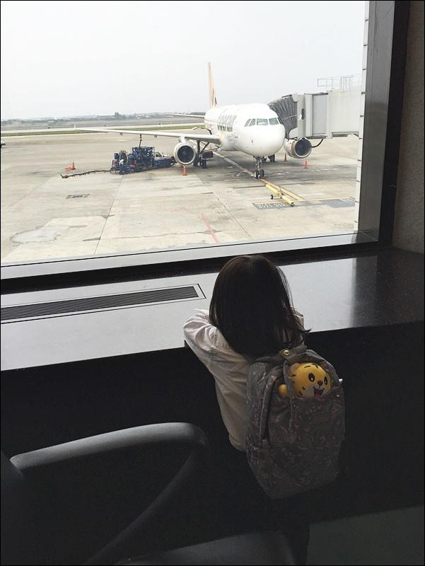 虎航桃園關西國際機場
