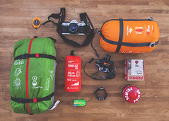 _6424 (Capelle.R) Tags: randonne hiking hike france rando equipement gear table tent bag backpack mountains camping camp matelas frontale photographer canon ae1 gaz boussolle sac couchage
