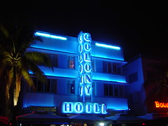 The Colony Hotel, Miami Beach (rutiful) Tags: colony hotel miami historic site retro vintage miamibeach southbeach oceandrive artdeco colonyhotel neon