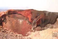 Vulcano (Garfield4989) Tags: new zealand neuseeland vulcano vulkan crater red tongariro nationalpark