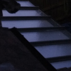 Dusk #2: rooftop (mag_mouse) Tags: dusk texture noise