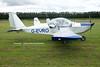 G-EVRO Aerotechnik EV-97 Eurostar (SPRedSteve) Tags: gevro ev97 eurostar shobdon aerotechnik