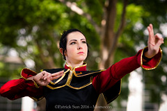 SP_44622 (Patcave) Tags: momocon momocon2016 2016 convention cosplay costumes cosplayers portrait shoot shot canon 1740mm f4 sigma 85mm f14 lens patcave 5d3 atlanta georgia world congress center outdoors hot humid avatar avatarthelastairbender airbender last azula firebender firenation