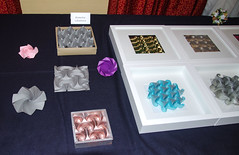 Centerfold - 2016, Columbus, OH. #origami (_Ekaterina) Tags: origami convention exhibition centerfold 2016 paper paperfolding ekaterinalukasheva kusudama modularorigami unitorigami curvedfold curved spiral