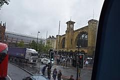 DSC_8242 London Bus Route #205 Kings Cross Railway Station (photographer695) Tags: london bus route 205 kings cross railway station