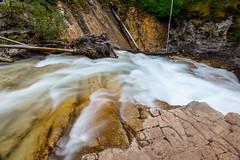 Johnston Canyon (Michael Torii) Tags: johnston canyon trail banff canada banffnationalpark cascade water cans2s