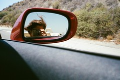 California 2016 (Sarah Zanon Photography) Tags: sarahzanonphotography california losangeles malibu pacificcoasthighway pch film 35mm filmisnotdead contaxt3 lomography lomo friends freedom convertible driving ocean beach