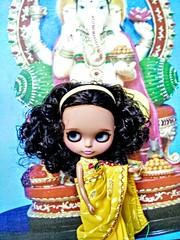 Rani und Ganesha