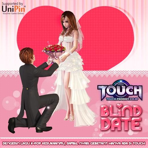 Blind date game online