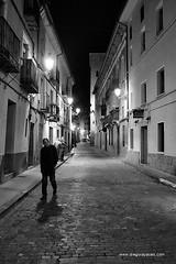 Noche en Jaca (Diego Rayaces) Tags: street night noche calle huesca nocturna jaca paseando
