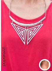 5th Avenue Silver Necklace K2 P2220-1 (2)