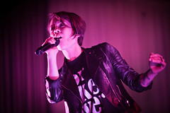 TEGAN AND SARA (picksysticks) Tags: county orange costa up fairgrounds concert sara fair center pop event series oc pandora mesa lexus tegan
