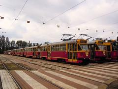 Kontal 13N, #824, Tramwaje Warszawskie (transport131) Tags: tram warsaw warszawa tramwaj 13n konstal