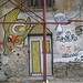 Graffiti at abandoned building, Kerameikos, Athens