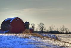 Arnott, Wisconsin Barn (newagecrap) Tags: winter snow wisconsin barn rural farm farming rustic barns farms senic nikond3200 portagecounty snowscapes ruralwisconsin wisconsinfarm centralwisconsin portagecountywisconsin wisconsinbarns wisconsinbarn rusticwisconsin winter2014 newagecrapphotography december2014 stocktonwisconsin arnottwisconsin