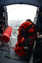 Helicopter training with Canadian navy (Coast Guard News) Tags: california canada mexico us unitedstates sandiego underway namsi