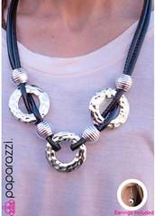 5th Avenue Silver Necklace K3 P2230A-3