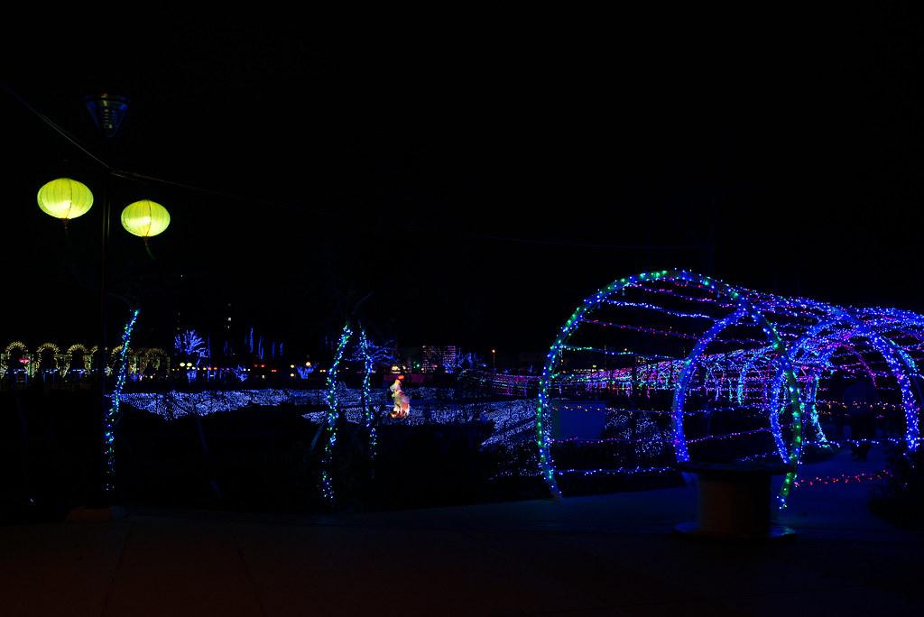 2015台灣燈會 大里光之谷