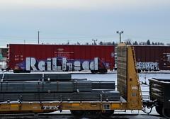 Railheads (Pour Decisions) Tags: street urban streetart calgary art graffiti paint senator graf spray alberta spraypaint graff aerosol cpr freight 403 spraycan yyc railheads yycgraffiti