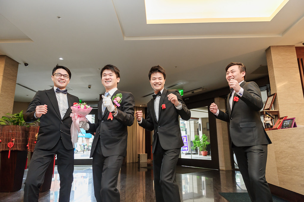 婚禮紀錄 三重婚攝 政霖&筱甄 結婚囍宴 京華國際宴會廳
