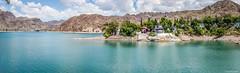 DSC02312 (rafafinkel) Tags: paisajes mountain lake argentina inca del puente lago grande valle lagos mendoza montaa montaas caon represas atuel reyunos
