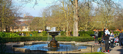 Fountain, Manor Park, Sutton, Surrey, Greater London (2)