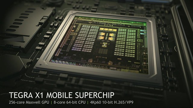 NVIDIA Tegra X1, the new Mobile superchip