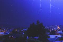 Tormenta Elctrica 001 (Esteban Loyola) Tags: chile rain puerto tormenta montt thunder rayos electrica calbuco