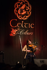 Pure Celtic Heart - Belle Cote - 10/16/14 - photo: Corey Kaz
