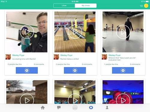 Download Vine Videos to iPad by Wesley Fryer, on Flickr