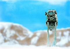 Star Wars: The Empire Strikes Back (RK*Pictures) Tags: white snow cold ice toy actionfigure starwars force power yoda action machine evil battle walker weapon micro empire jedi planet laser imperial strike lightsaber machines darthvader lukeskywalker blast atat leia hoth skywalker georgelucas obiwan kenobi theforce snowtrooper micromachines theempirestrikesback actionfleet imperialwalker galacticempire allterrainarmoredtransport groundassault echostation battleofhoth