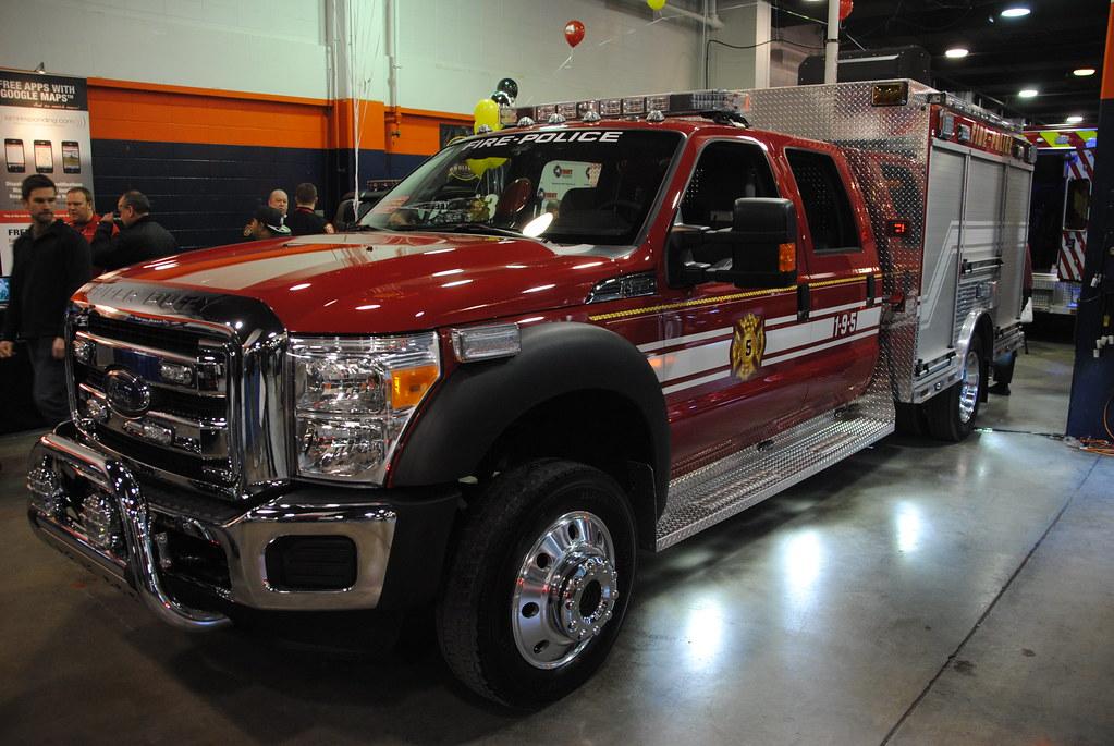 Fire Expo  Long Island