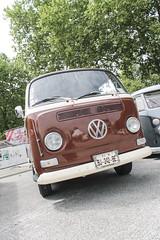 Combi Volkswagen (xwattez) Tags: auto old france car vw volkswagen automobile voiture german transports van combi ancienne 2014 vhicule rassemblement allemande ramonville
