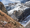 Valley of Mountains (Feng Wei Photography) Tags: travel nepal panorama mountain snow color vertical trek landscape asia outdoor scenic hike remote lonely annapurnacircuit annapurna himalayas trekker manang gandaki thorungphedi annapurnahimal annapurnaconservationarea