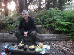 Camp cooking (mike'sworld) Tags: summer hiking australia victoria hike vic wilsons trangia promontory 2015 wpnp